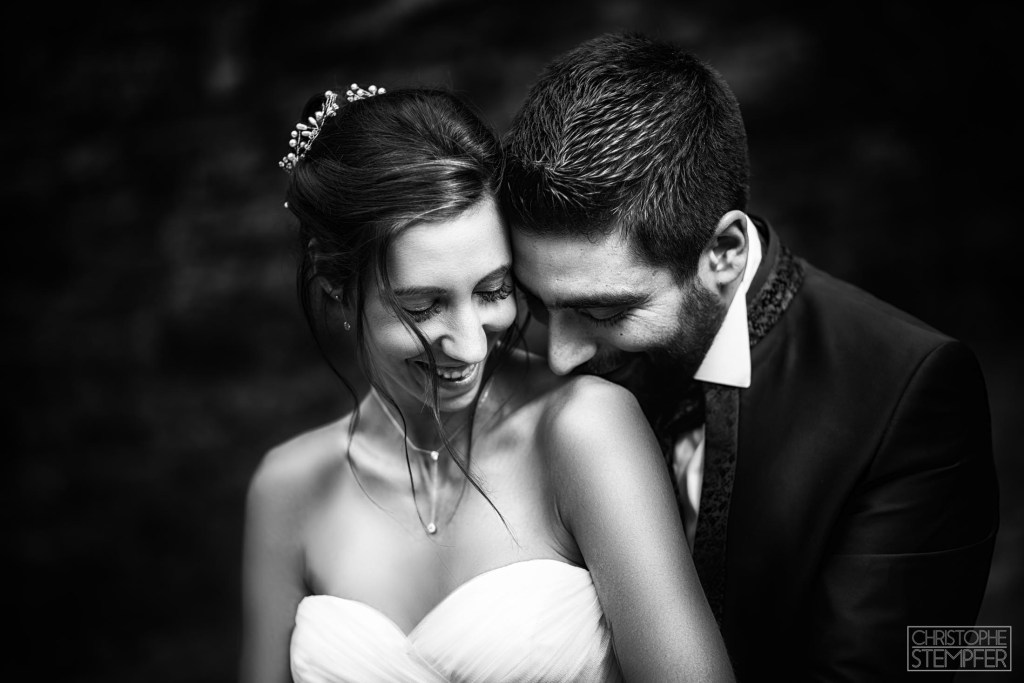 photographie couple mariage