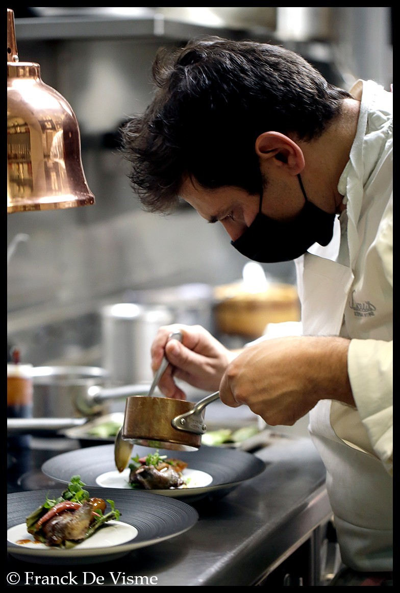 photo reportage culinaire