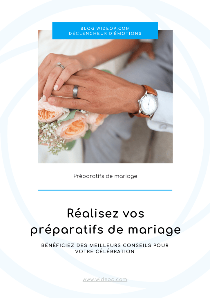 planning mariage pdf imprimable